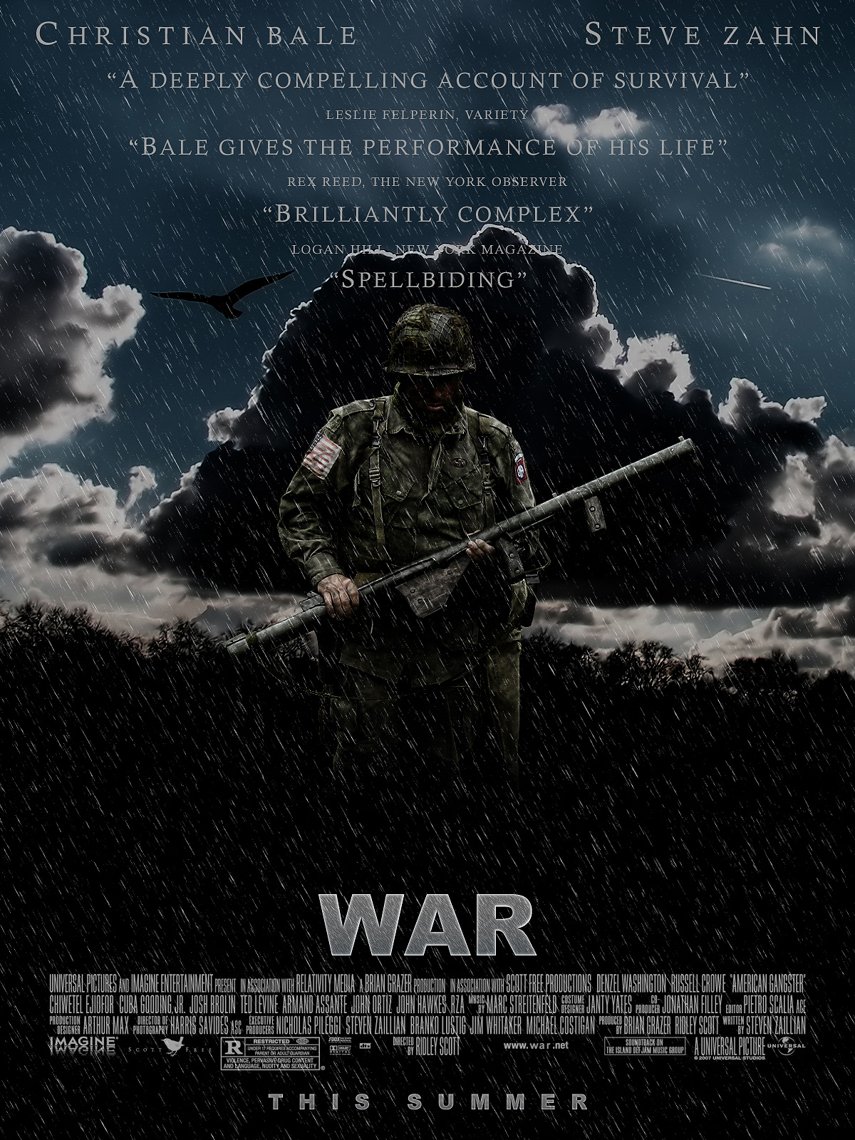 Designing A War Movie Poster Tutzor
